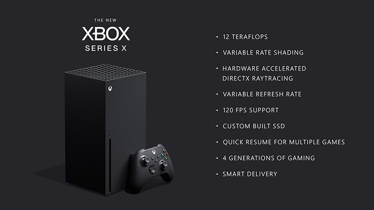 Xbox Series X 2020 Update