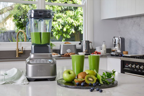 blender and smoothies