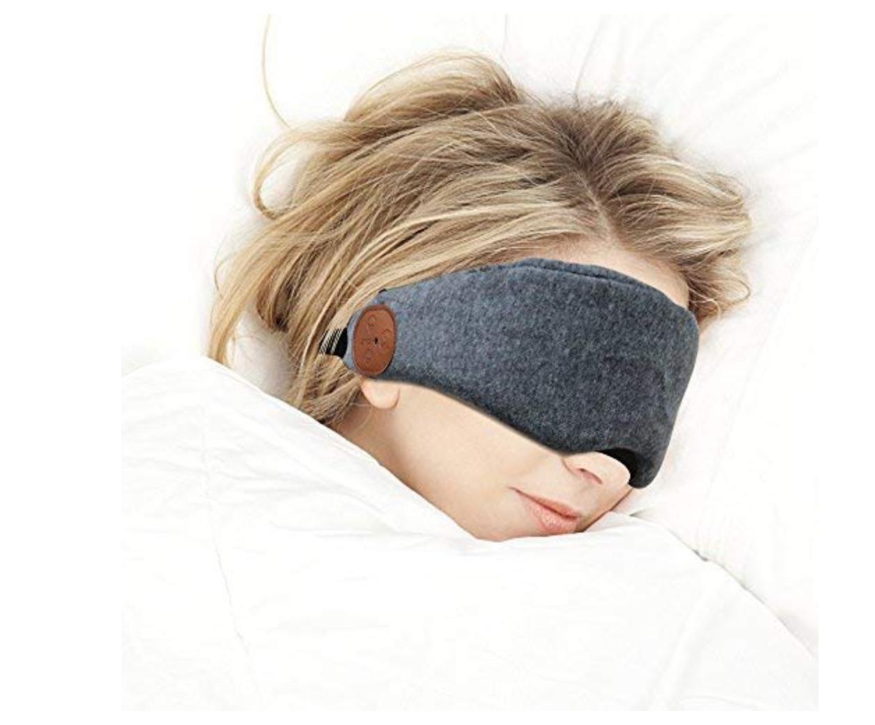 sleep well sleep mask
