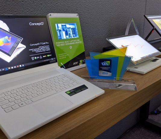 Acer CES 2020