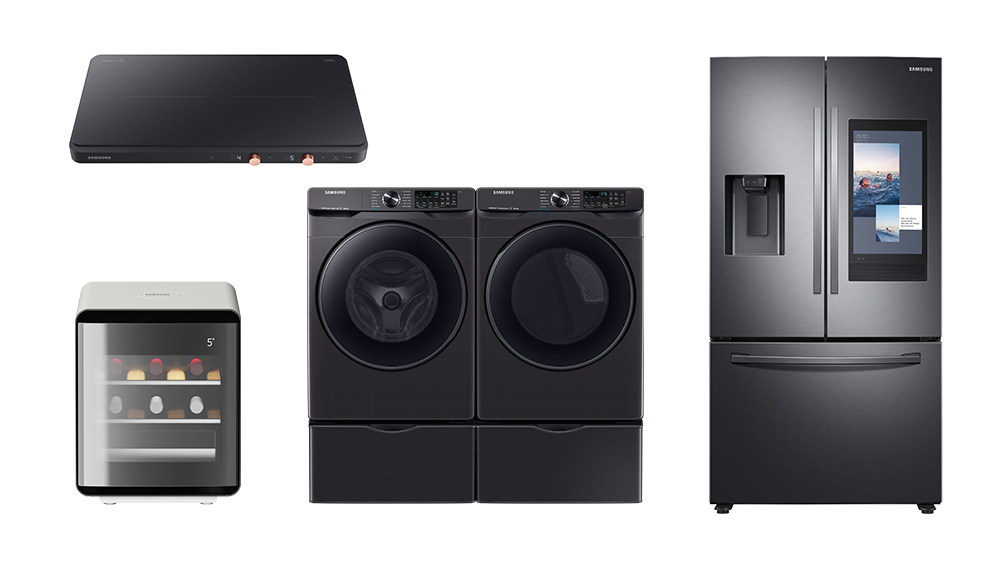 CES2020 samsung appliances