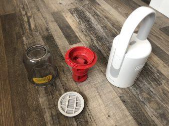 Deerma VC20 dust cup