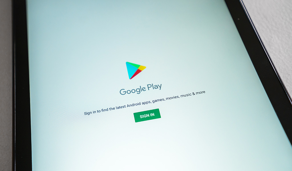 Sign in www play google store How To