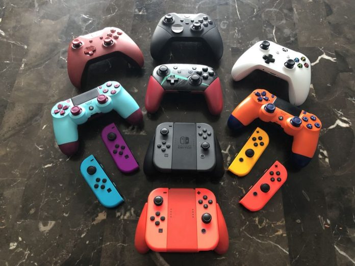 The Right Controller