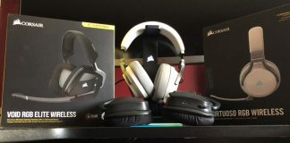 Corsair Virtuoso Wireless