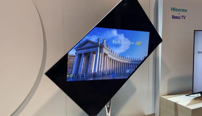 Hisense tv, ces 2020