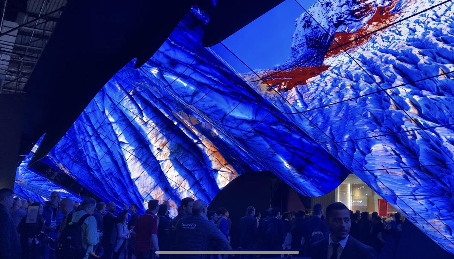 LG The Wave CES 2020