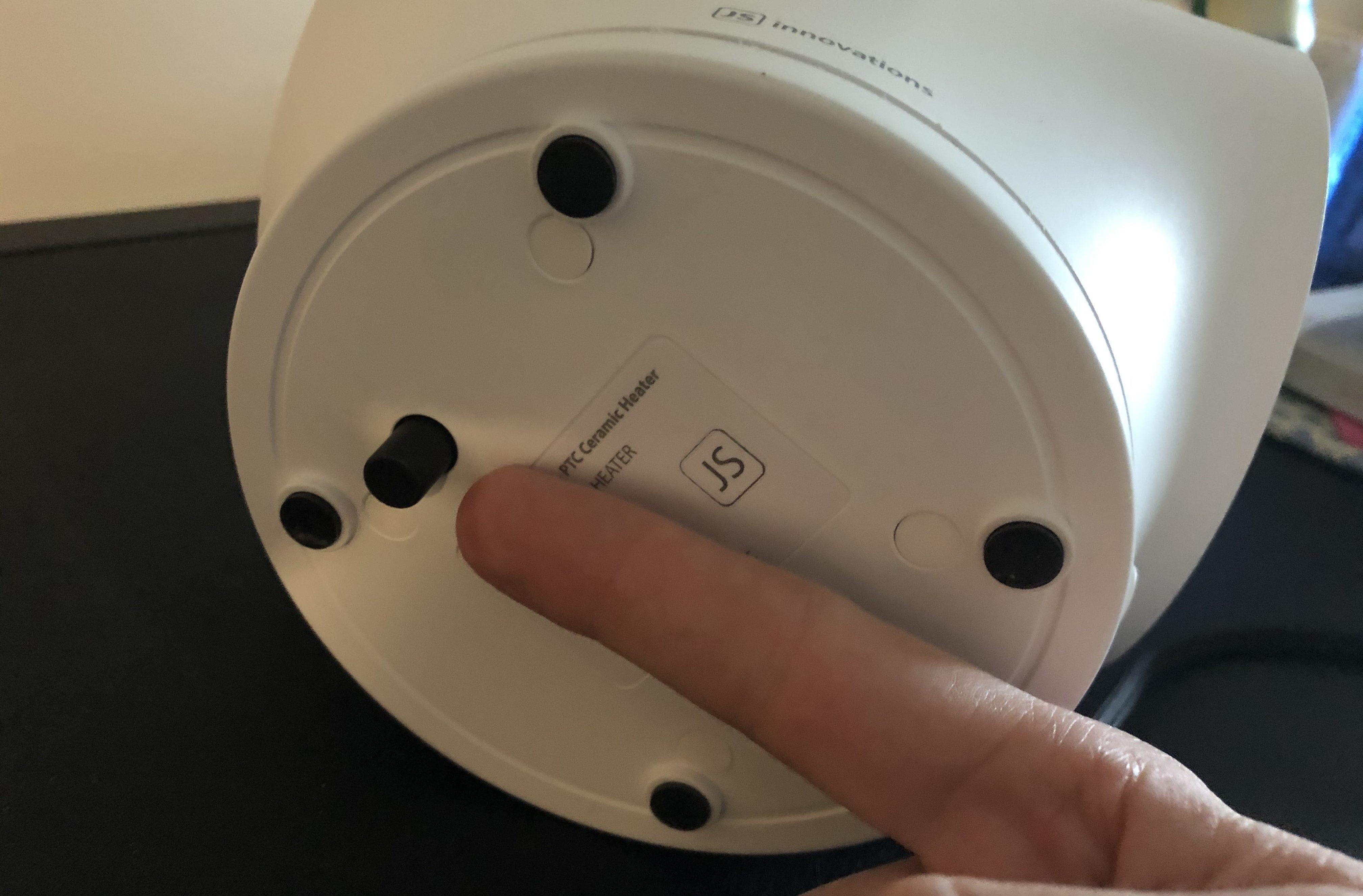 JS Mini Heater 1