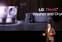 LG Press Conference