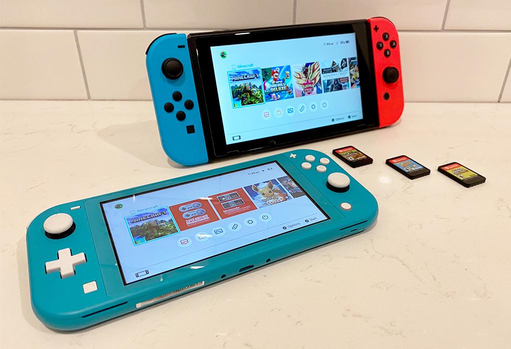 Nintendo Switch Banner