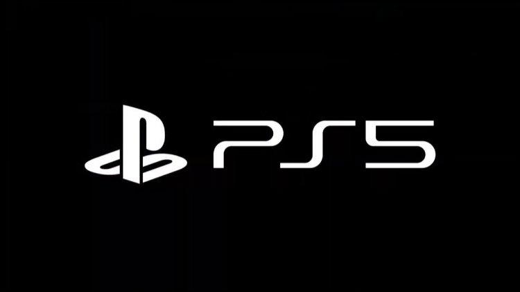 CES 2020 PS5 logo