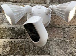 Swann Floodlight Camera Mai n
