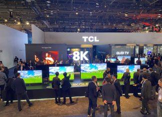 TCL TV CES 2020