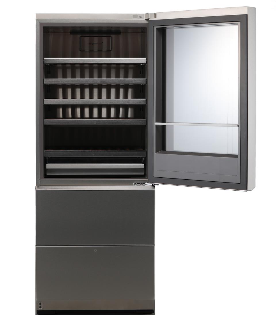 LG SIgnature Series Wine Cellar
