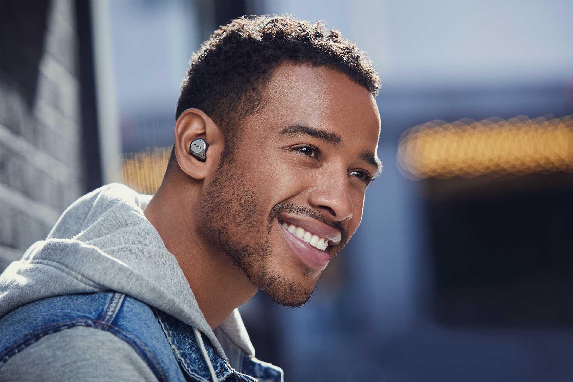 jabra elite 75t lifestyle true wireless earbuds