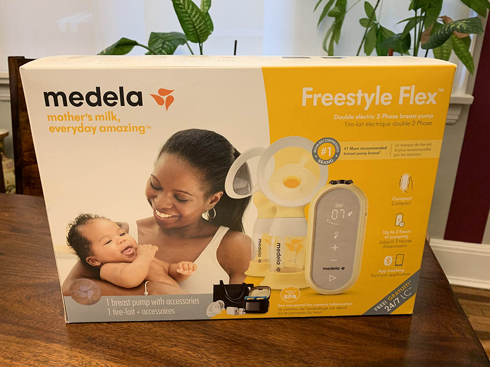 Medela Freestyle Flex Double Electric Breast Pump Best Buy Blog