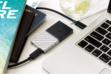 SSD or HDD external storage
