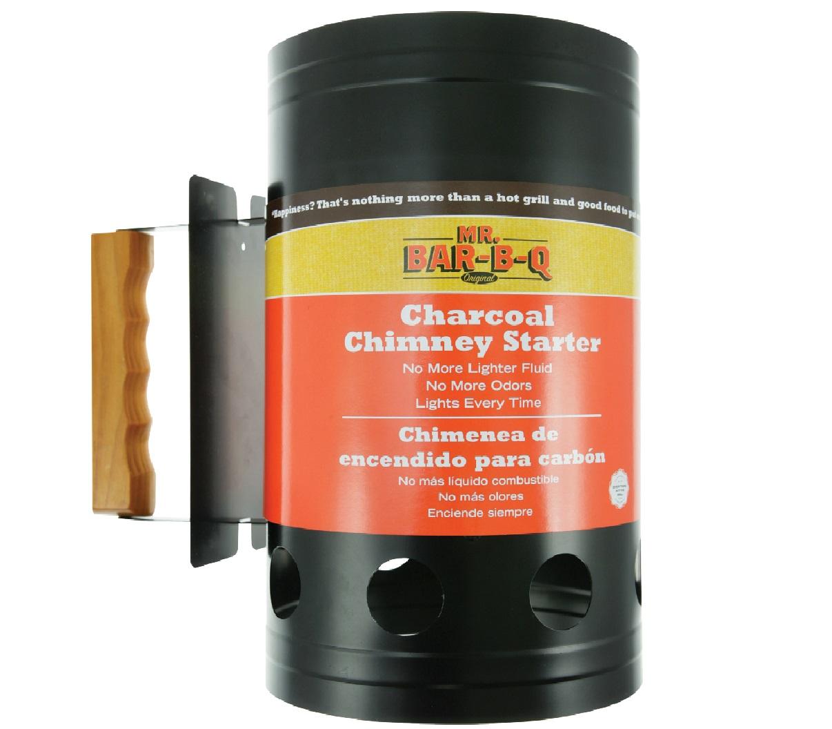 image of a chimney starter