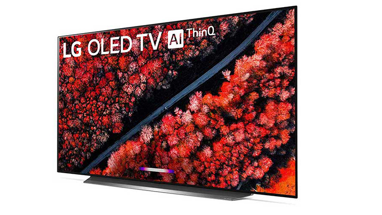 Gaming TV LG OLED C9