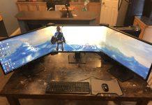 multi-display desktop