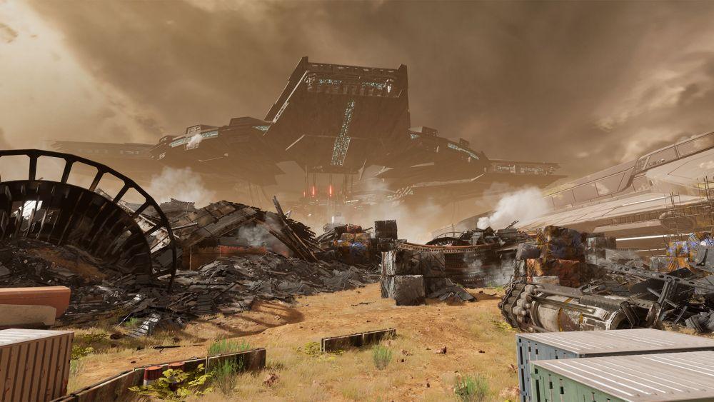 Disintegration Closed Technical Beta