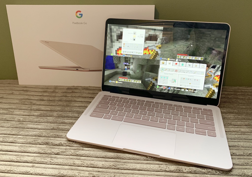 Pixelbook Go review Not Pink
