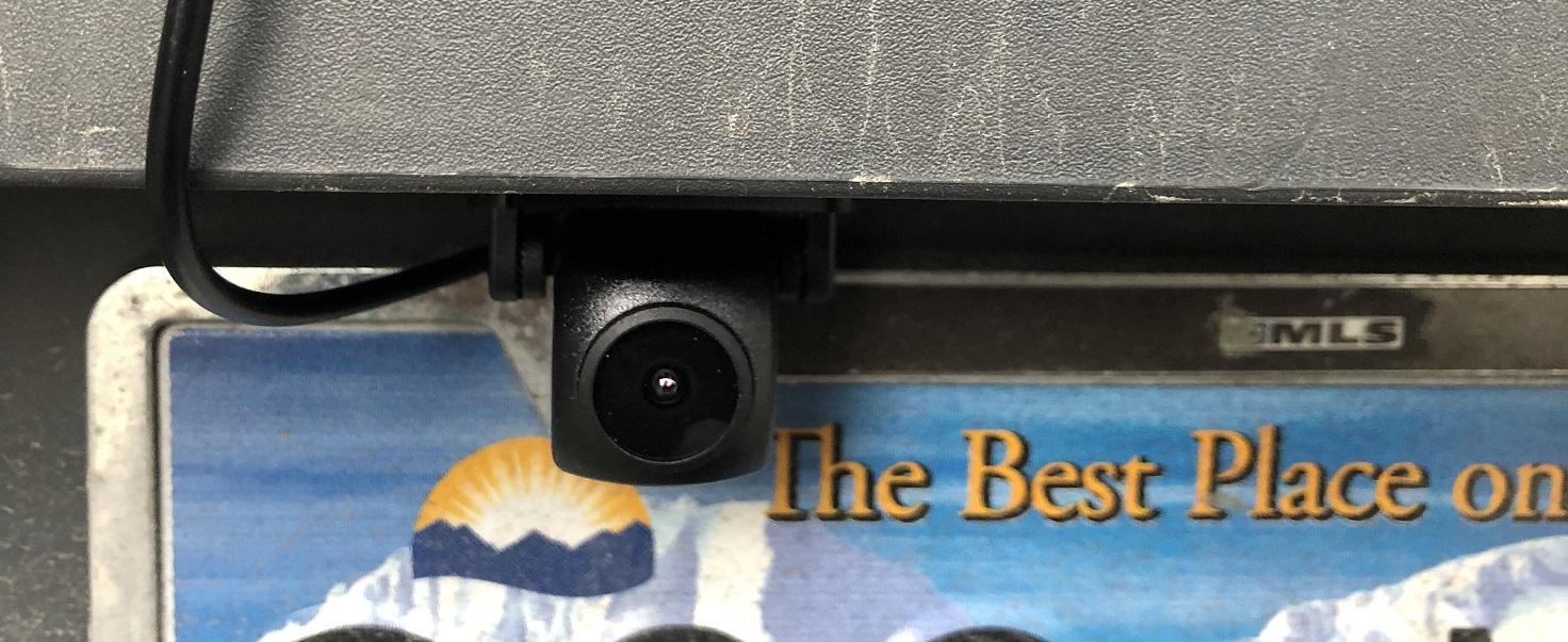 Rexing M1 Rear Camera