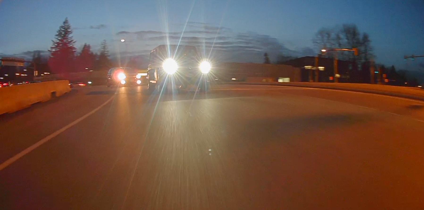 Rexing M1 Dashcam Rear