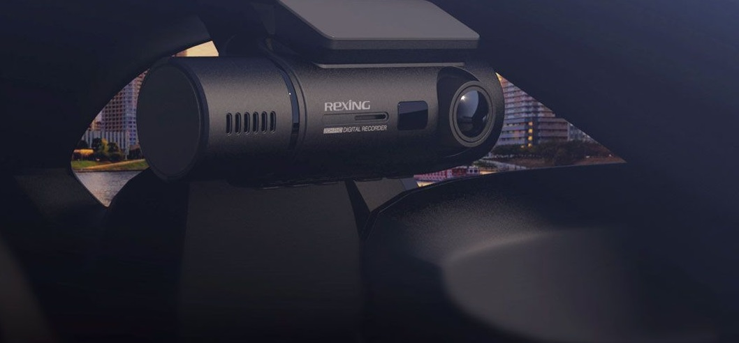 Rexing V3 Dashcam