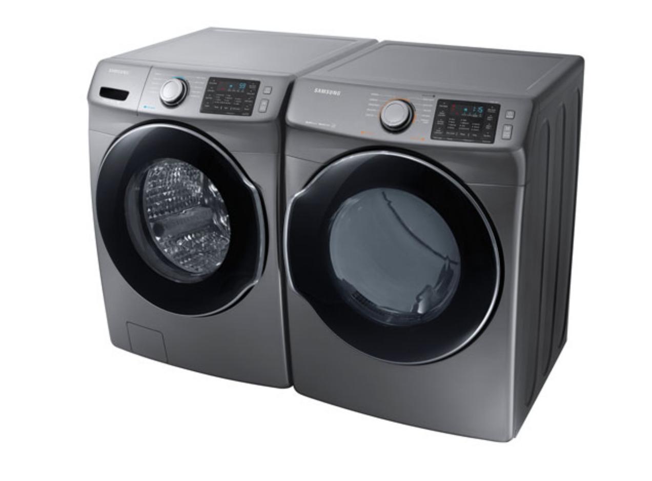 new laundry pair