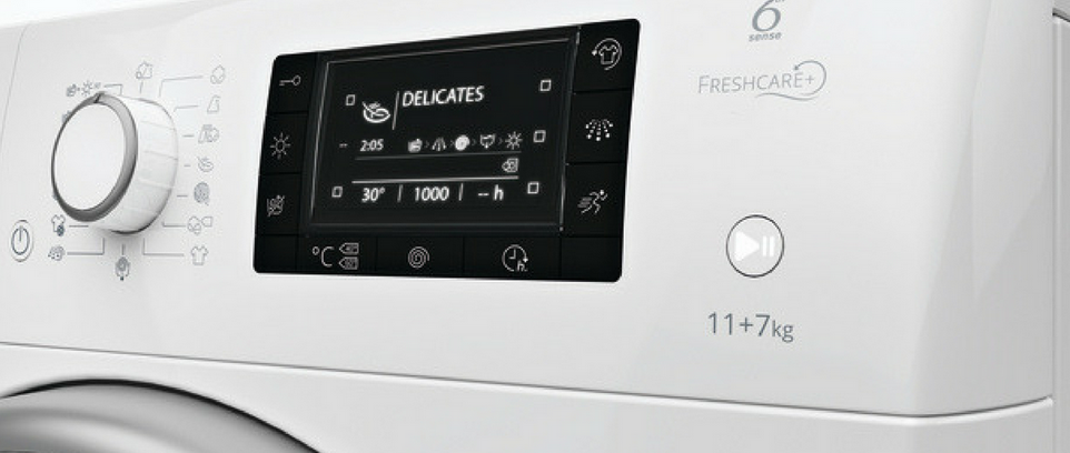 new washer cycles