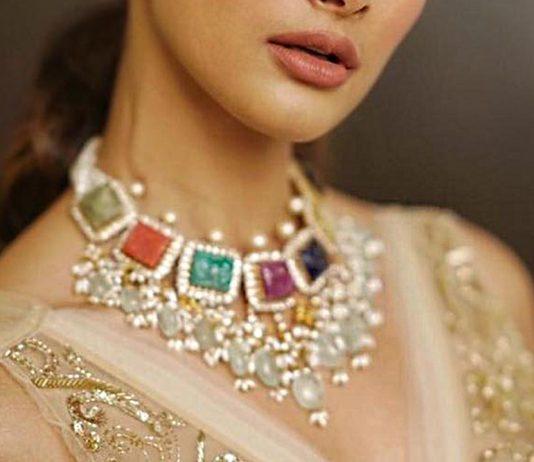 coloured gemstones vogue india