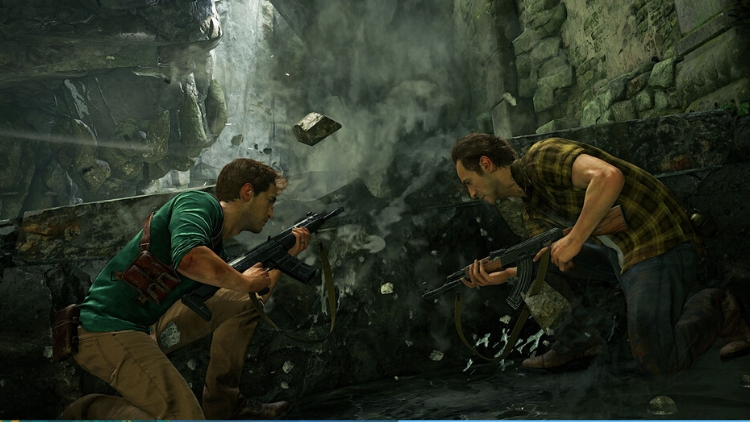 Action Games Uncharted 3rd Person