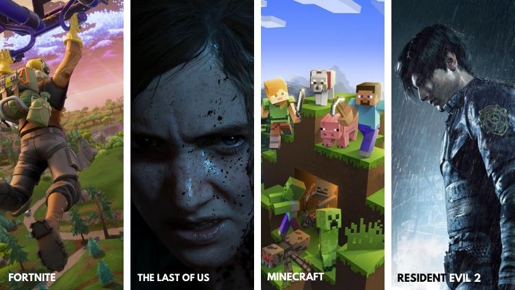 Action Genre Survival Games