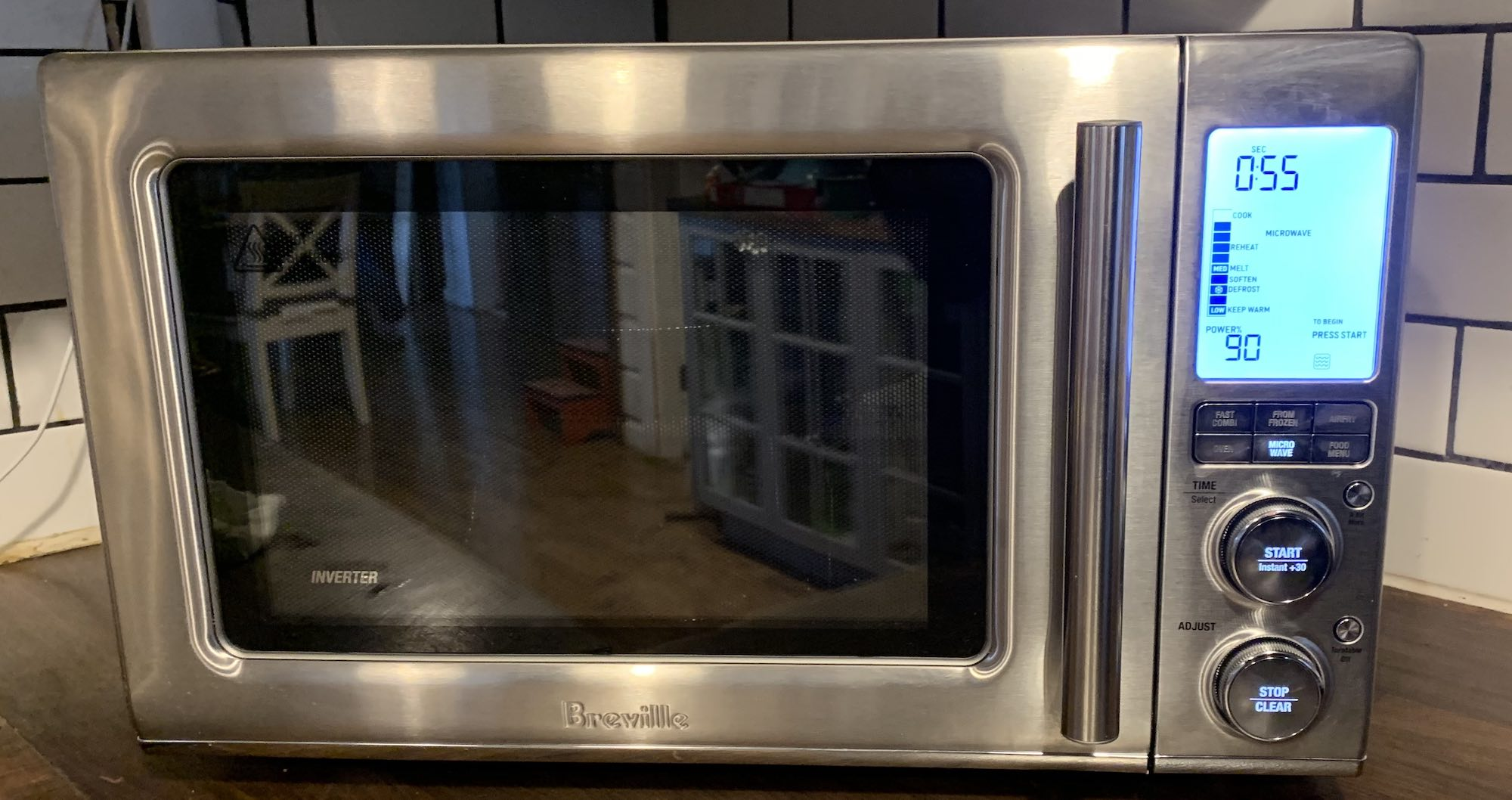 Breville Countertop 3-in-1 Convection Microwave Review