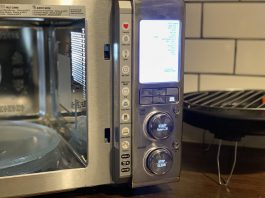 Breville Countertop Convection Microwave Review