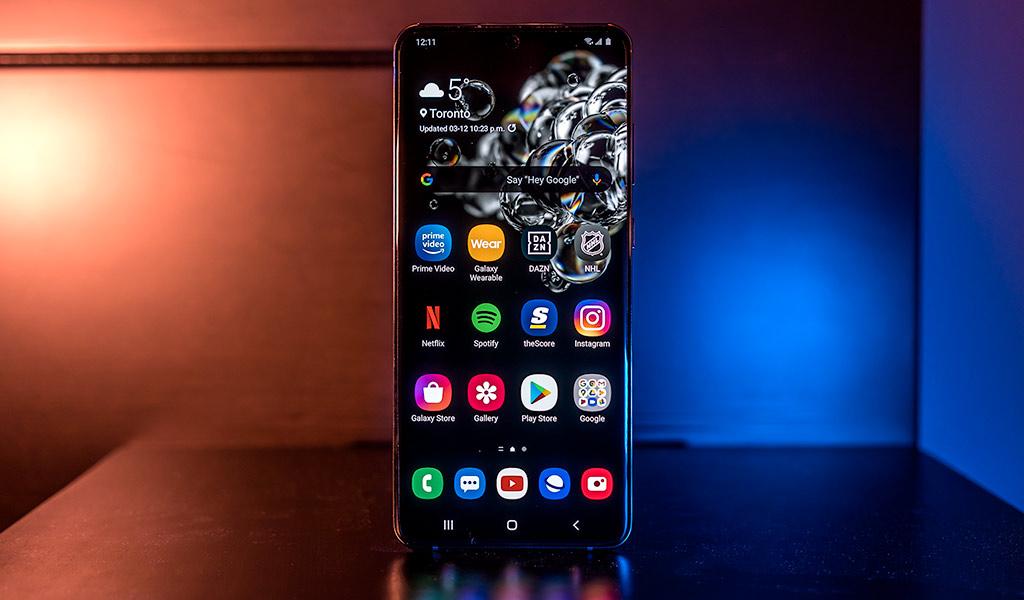 Samsung Galaxy S20 Ultra 5g Review Best Buy Blog
