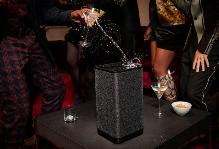 hyperboom splashproof speaker