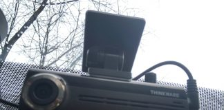 Thinkware F200 Dashcam Featured