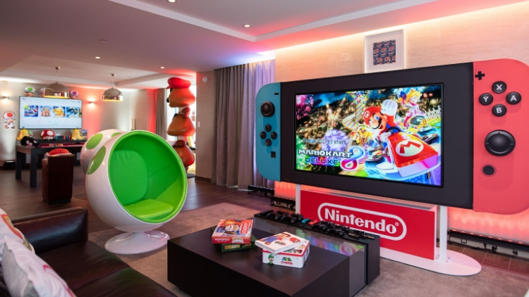 Nintendo Switch Suite - All Games