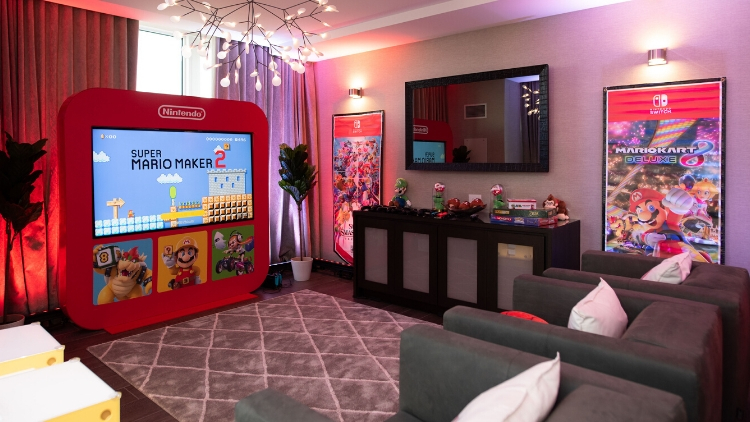 Nintendo Switch Suite - SideRoom