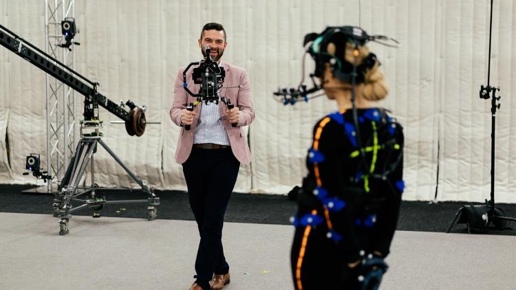 Ubisoft Toronto Camera Rig