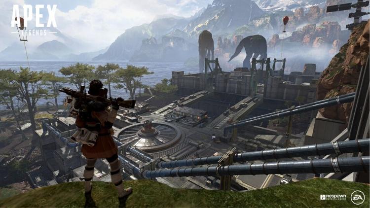 action games apex legends