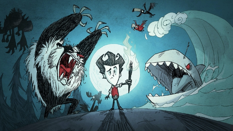 action games dont starve