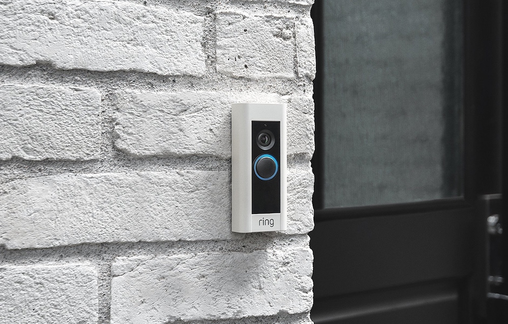doorbell cam to protect packages
