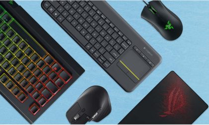 Keyboards and mice buying guide image