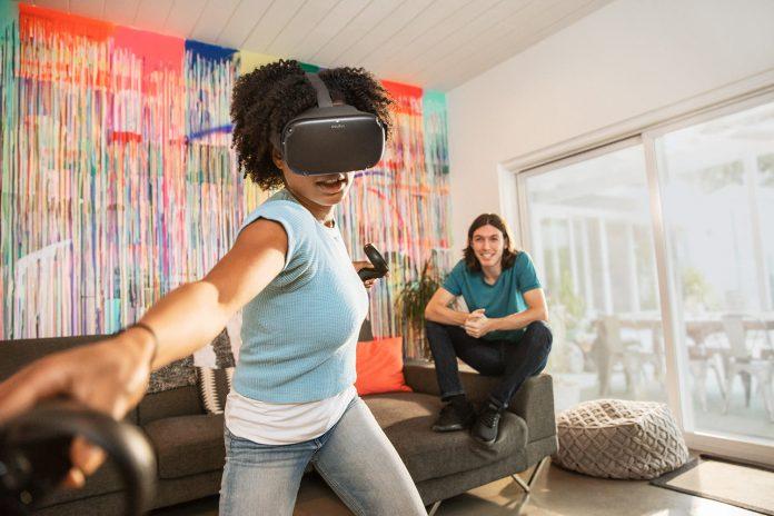 staycation oculus vr