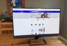 BenQ EW3280U entertainment monitor review