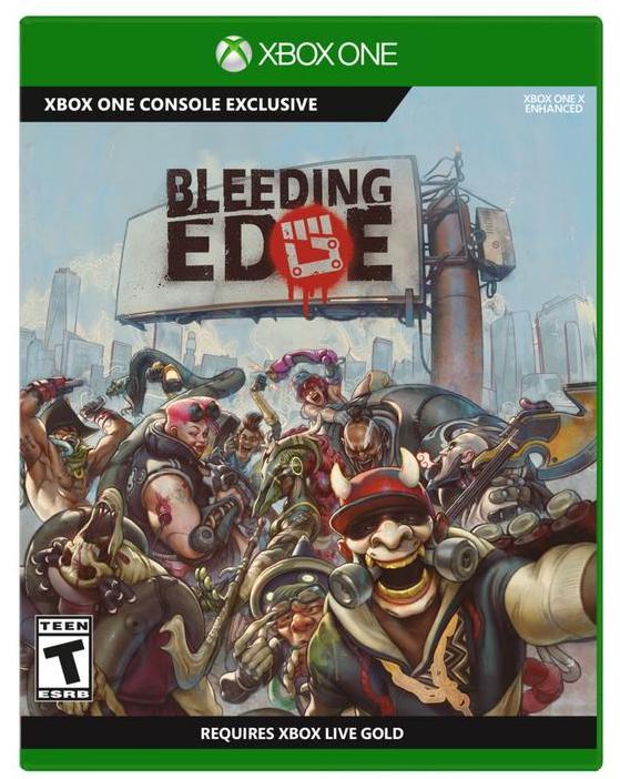 Bleeding Edge Box Art