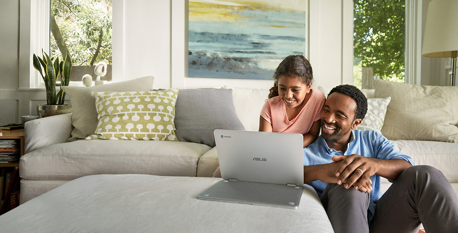 Chromebook for families